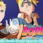Spoiler Cerita Komik Boruto Episode 155