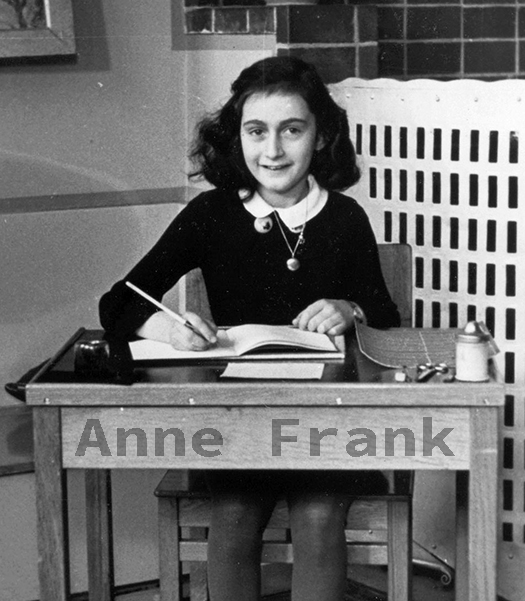"Kisah Anne Frank dan Buku Harian ""The Diary of Anne"""