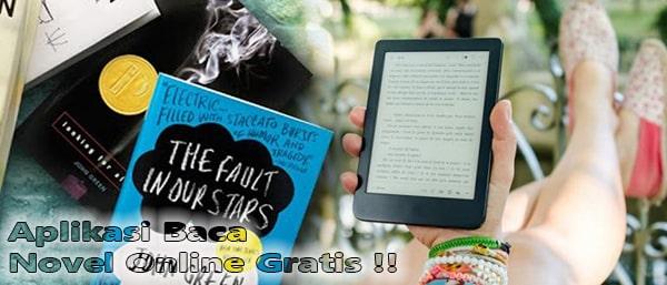 Aplikasi Baca Novel Online Gratis, Nyaman & Menarik